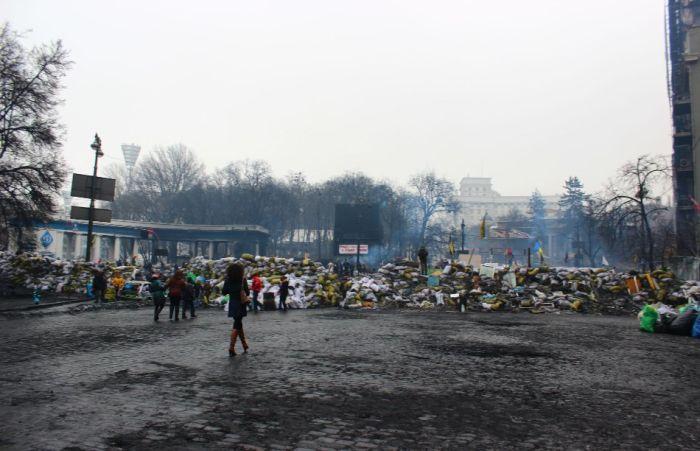 Как выглядит центр Киева, улица Грушевского сейчас (25 фото)