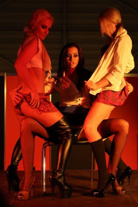 Лучшие фотографии с эротической выставки Erots 2013 (33 фото)