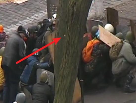В Киеве начался отстрел революционеров