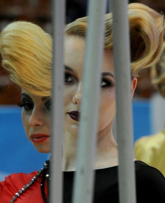 """Фестиваль красоты """"Невские берега"""" в Санкт-Петербурге (19 фото)"""
