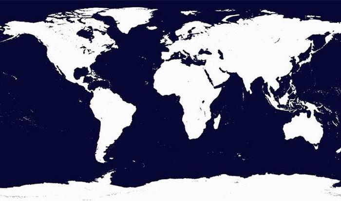 Интересные и познавательные факты о нашей Земле (21 фото)