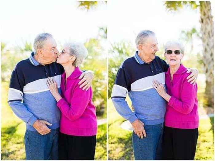 Как людям удается жить долго и счастливо вместе (9 фото)