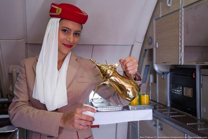 Бизнес-класс для арабских шейхов (25 фото)