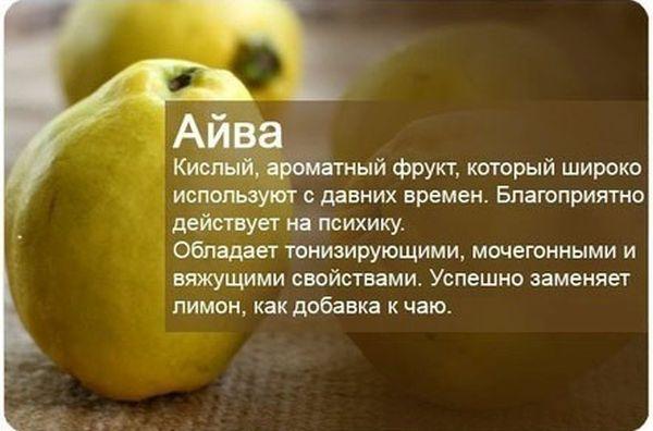 Полезные фрукты и ягоды (19 фото)