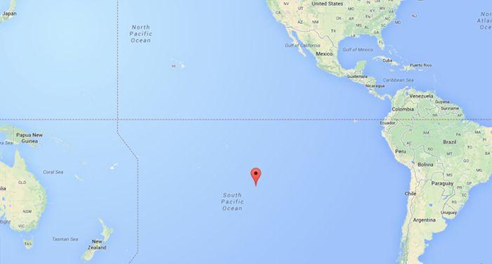 Остров с населением 48 человек (25 фото)