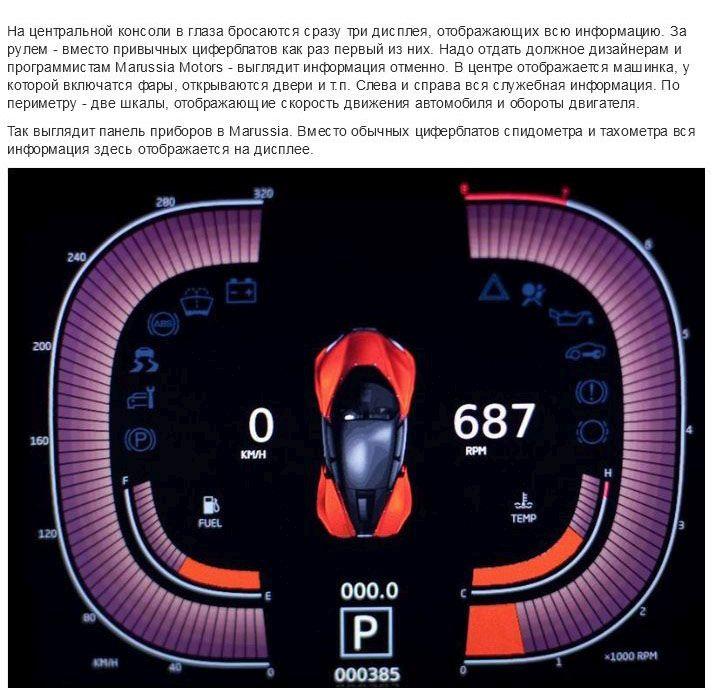 Производство российских суперкаров Marussia (41 фото)