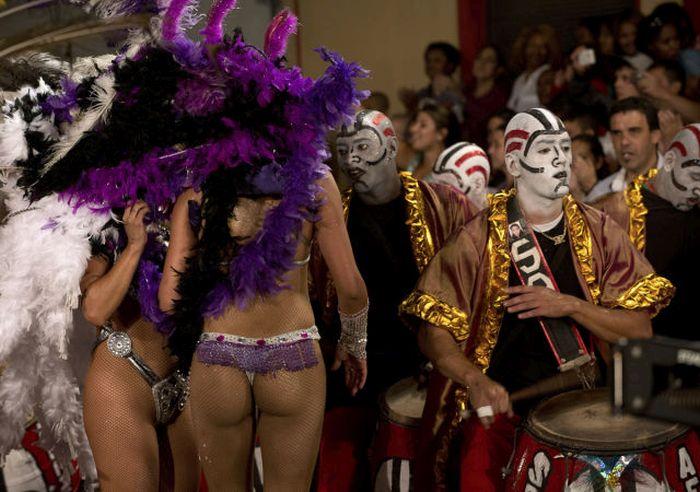 Карнавал в Уругвае (42 фото)