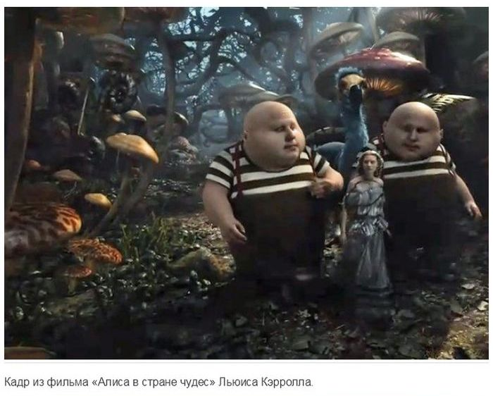 Современные кинофильмы без визуальных спецэффектов (35 фото)