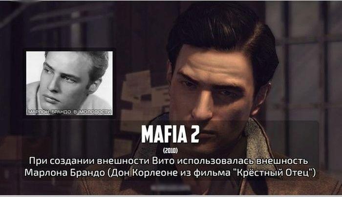Интересные факты о видеоиграх (25 картинок)