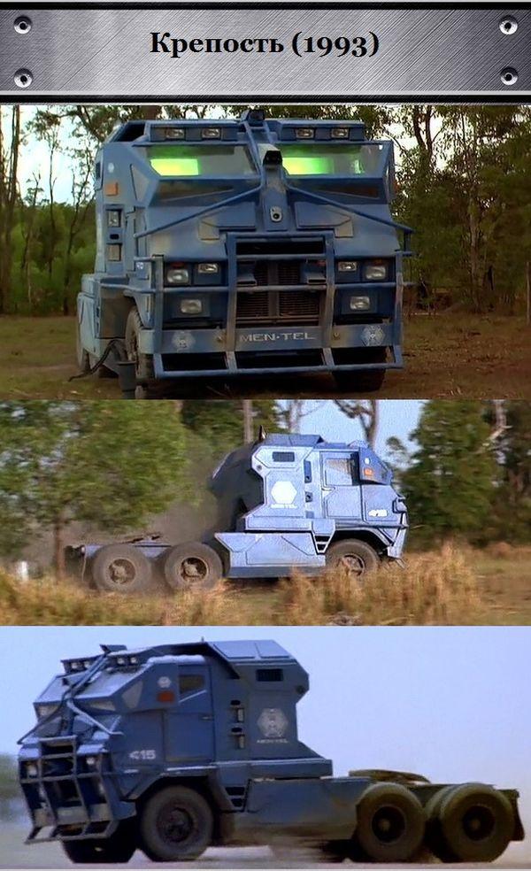 Крутые автомобили будущего из фантастических фильмов (16 фото)