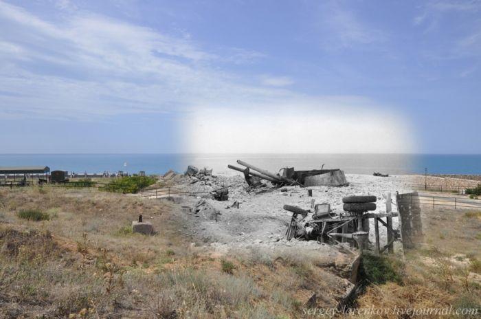 250-дневная Оборона Севастополя 1941-1942 (12 фото)