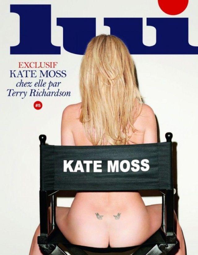 Кейт Мосс разделась для журнала LUI magazine (11 фото)