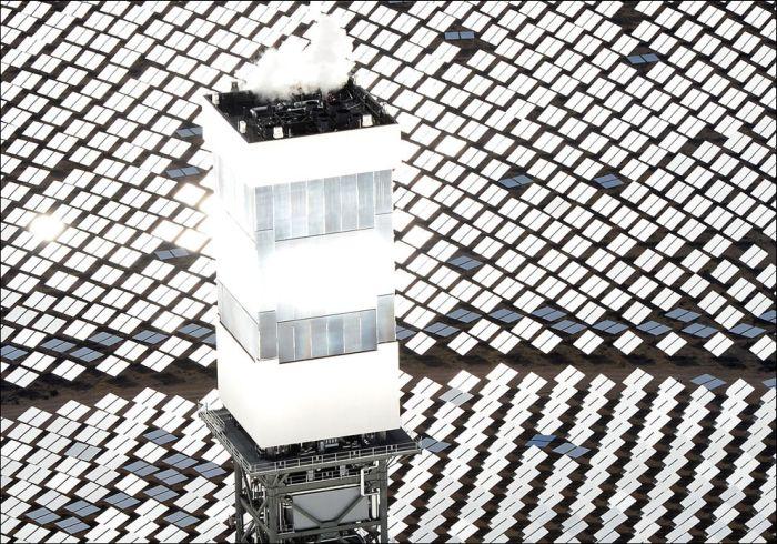 Запущена самая мощная и экологичная электростанция в мире (18 фото)