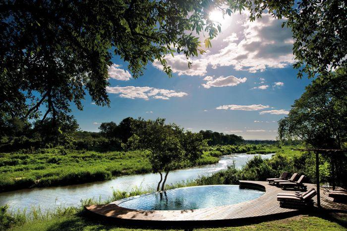 Райское место для любителей дикой природы (36 фото)