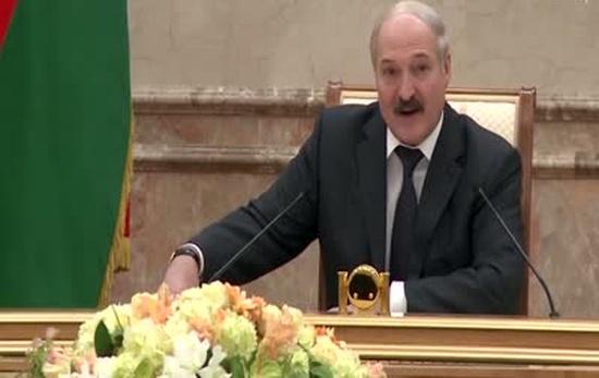 Мнение Лукашенко о политической ситуации на Украине