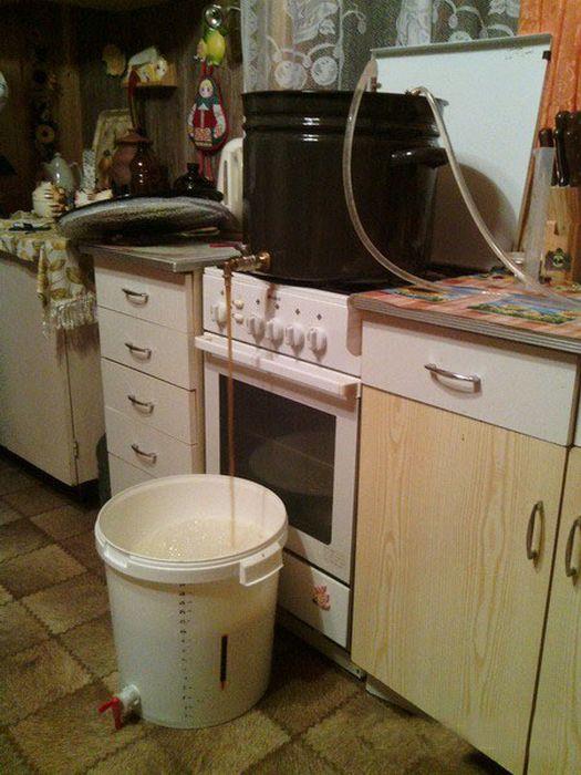 Варим пиво в домашних условиях (23 фото)