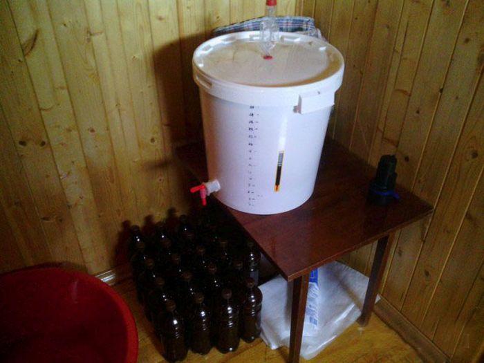 Как сварить пиво в домашних условиях попроще