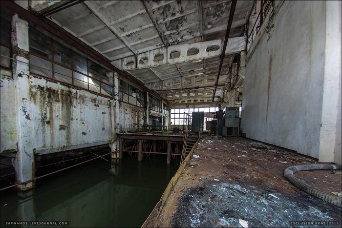 Секретный бункер на заводе юпитер фото