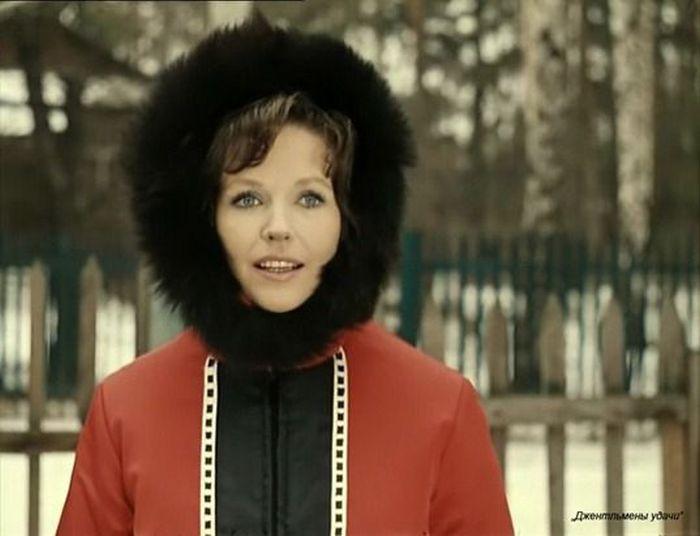 Факты из жизни Натальи Фатеевой (21 фото)