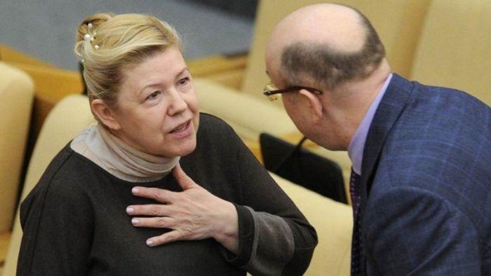 Представительницы слабого пола в российской Думе (40 фото)
