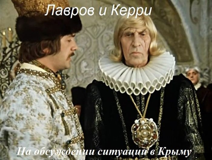 С юмором про Крым (40 фото)