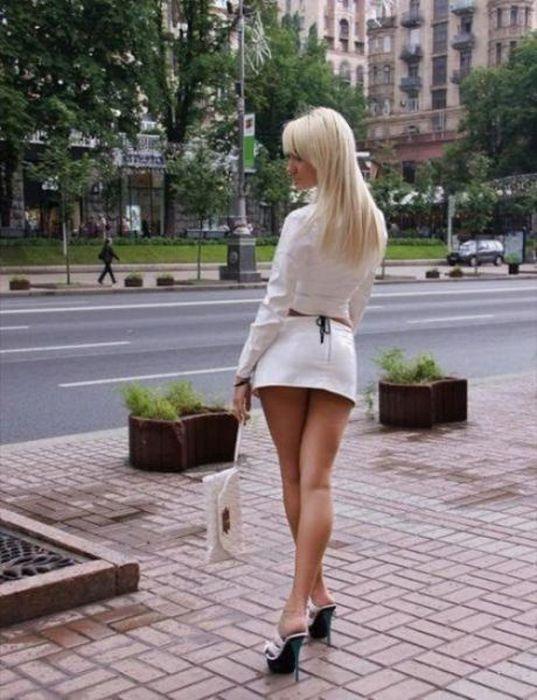 Сексуальные девушки с улиц