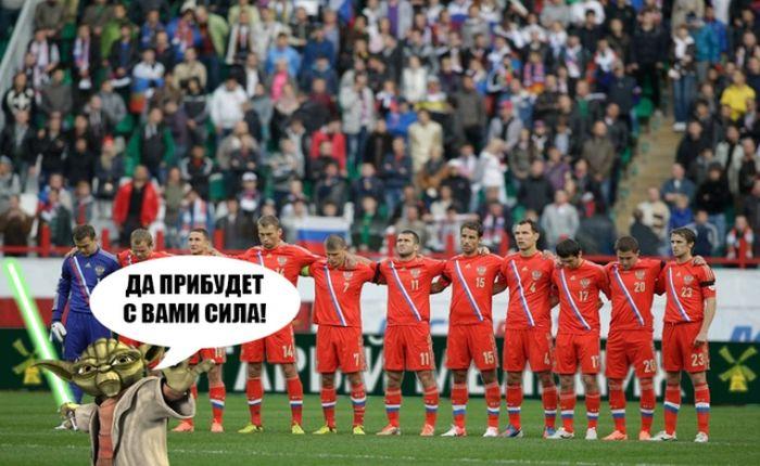 Футбольные приколы и мемы месяца (37 фото)