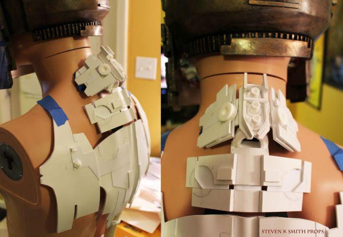 Реалистичный костюм персонажа из игры Dead Space (51 фото)