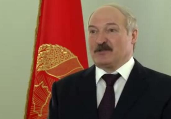 Лукашенко объявил позицию Белоруссии по поводу событий в Крыму
