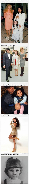 Звезды выкладывают в соц сеть свои фотографии в молодости (12 фото)