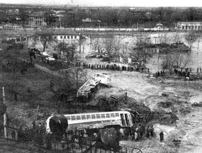 Последствия пяти самых опасных техногенных катастроф СССР (6 фото)