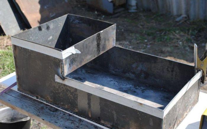 Делаем мангал для шашлыков своими руками (28 фото)