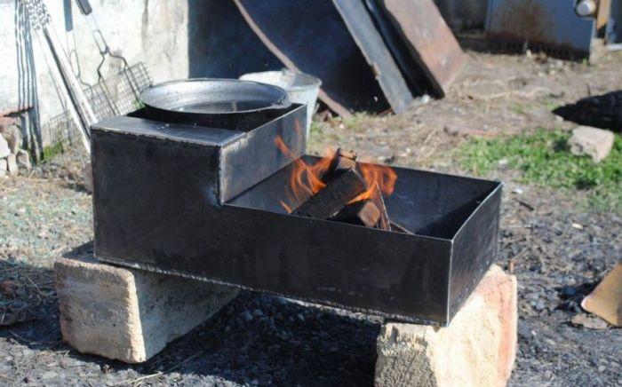 Мангал для шашлыков своими руками фото