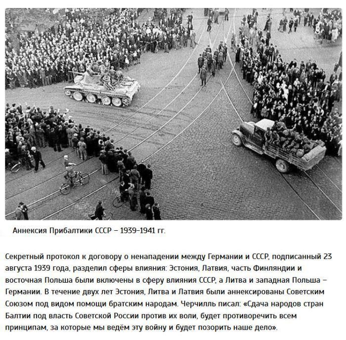 Аннексии XX века (9 фото)