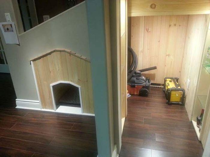 Креативный домик для домашнего питомца (22 фото)