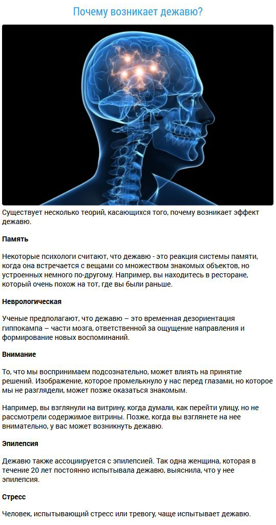 Самые необычные психические явления, свойственные человеку (8 фото)