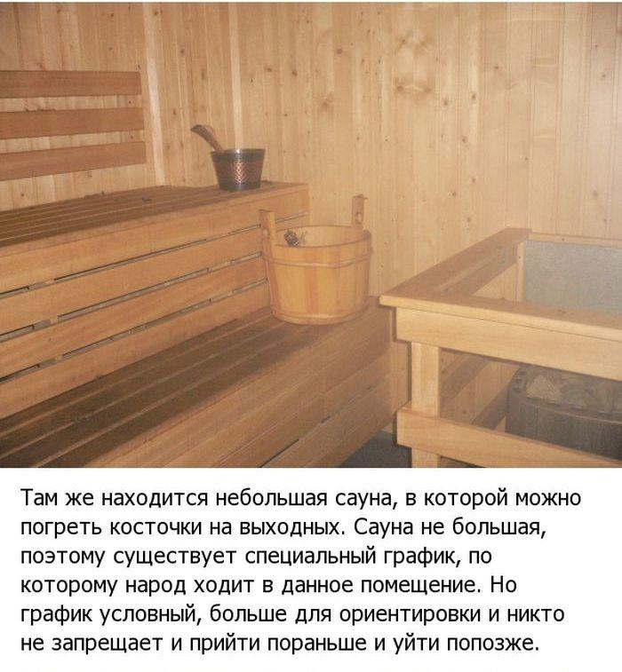 """Жизнь в Антарктиде: исследовательская станция """"Прогресс"""" (19 фото)"""