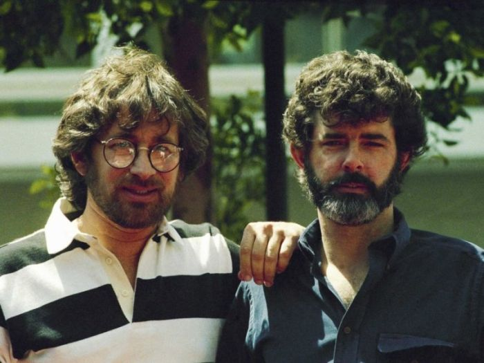 Пари между Стивеном Спилбергом и Джорджем Лукасом (12 фото)