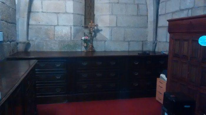 Душевая в церкви (6 фото)