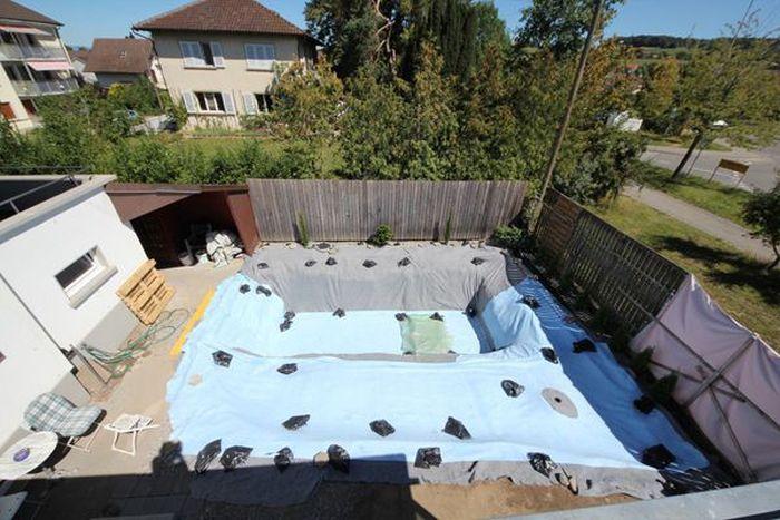 Креативный дизайн заднего дворика (27 фото)