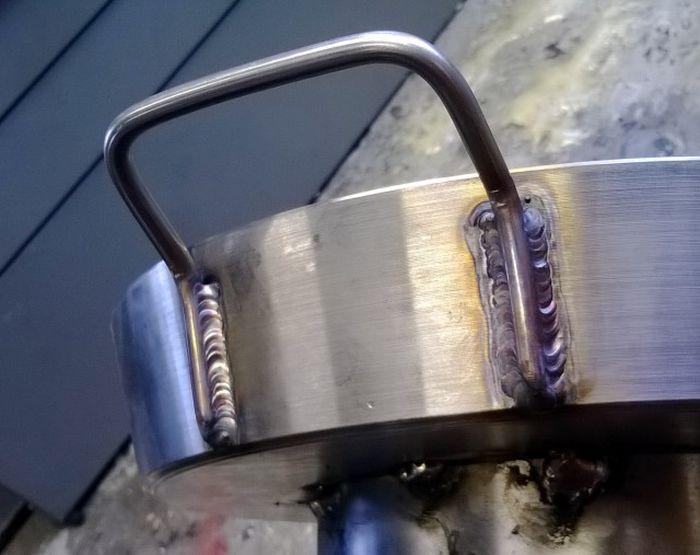 Делаем сковородку своими руками (22 фото)