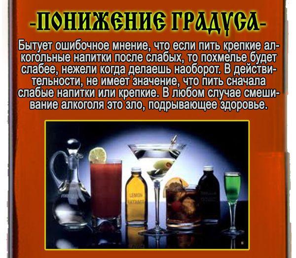 Разрушаем известные мифы об алкоголе (11 фото)