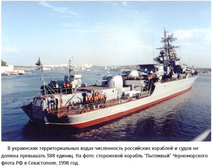 История Черноморского флота (15 фото)