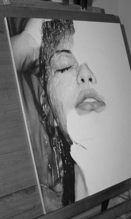 Создание удивительно реалистичных картин (20 фото)