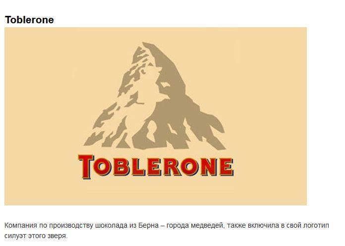 Расшифровка логотипов известных компаний (16 фото)