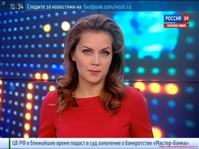 Наталья Литовко Ведущая Россия 24 Биография