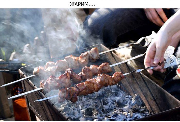 Как правильно приготовить шашлыки (33 фото)