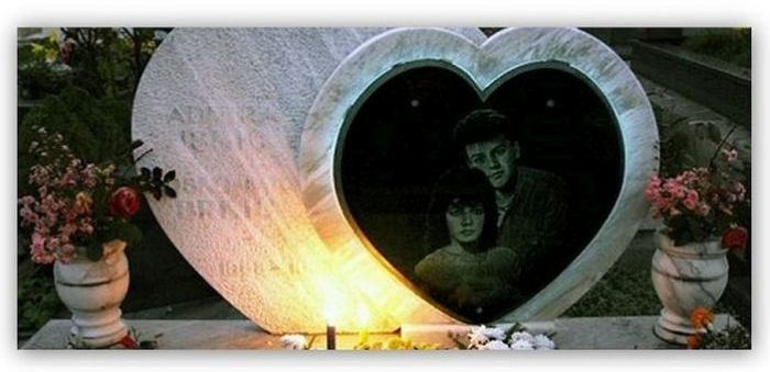 """Ромео и Джульета"" из Сараево (5 фото)"