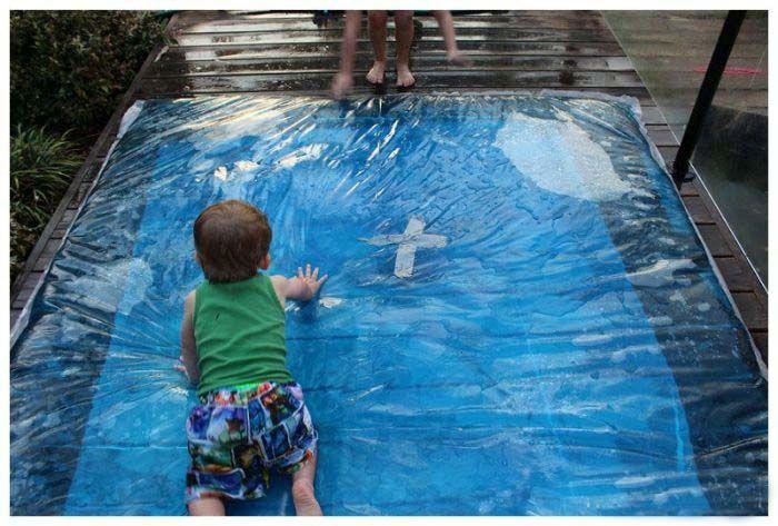 Делаем водяной матрас своими руками (9 фото)