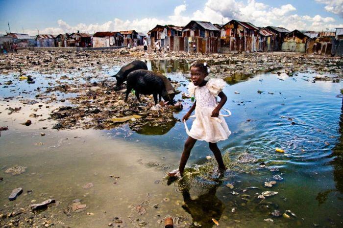 Самые опасные места нашей планеты (31 фото)